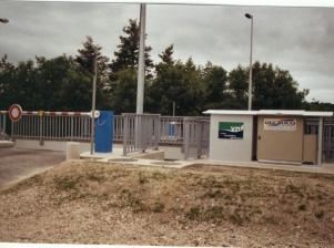 MECANISATION DE PONT TOURNANT